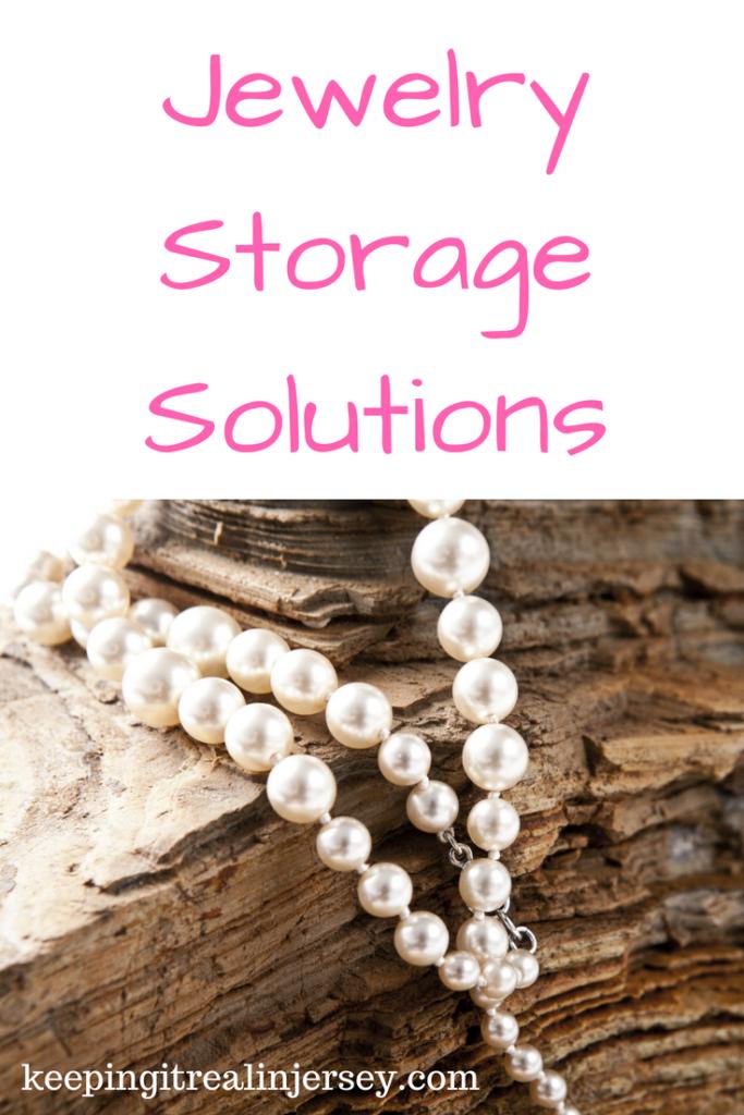 Jewelry Storage Solutions for all types of jewelry. #keepingitrealinjersey # jewelry #storage #  sc 1 st  Keeping It Real In Jersey & Jewelry Storage Solutions - Keeping It Real In Jersey